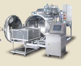 新气调豪华型众工科技世界领先高温高压调理型杀菌锅 杀菌釜