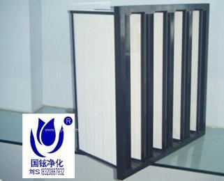深圳珠海组合式高效过滤器