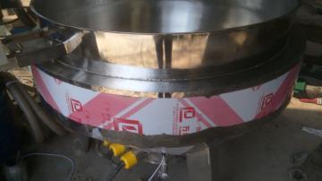 【海鮮加工夾層鍋,蒸汽夾層鍋,質量優