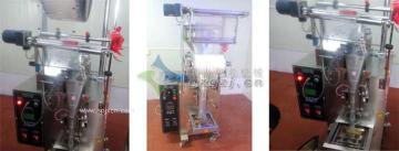 绵阳热销-全自动芝麻酱包装机,米皮辣椒油料包包装机
