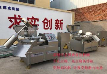 金博威专业生产千页豆腐加工机器 产品图片