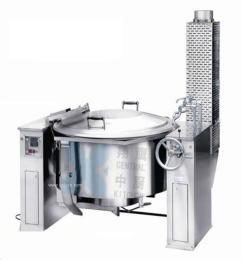 低辐射可倾燃气炒锅、炒菜机、炒锅、可倾炒锅、炒菜锅、厨房设备