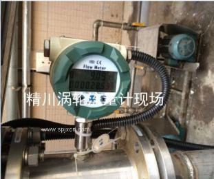湘潭淺談導熱油流量計的選型和使用,精川導熱油流量計