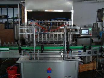 DS-GLY 橄榄油灌装机