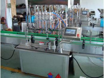 DS-HXJ 海鮮醬灌裝機