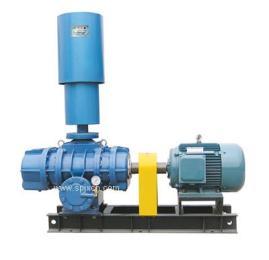 污水处理设备宁波CSR125型轴流三叶罗茨鼓风机