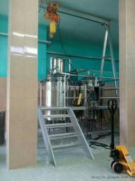 新品研發與生產50L玫瑰花精油提取設備