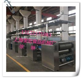 滚切饼干成型机/800型全自动饼干生产线/大型全自动饼干生产设备