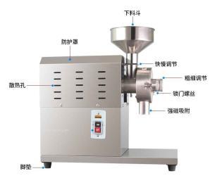 HK-812不锈钢小型磨粉机价格