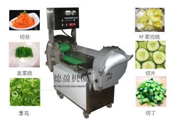 廠家生產批發雙變頻多功能切菜機德盈DY-301