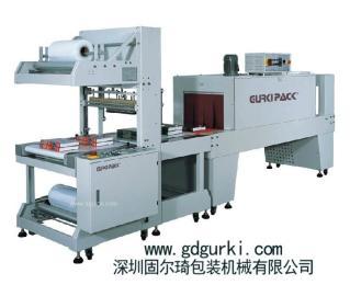 广东全自动直进料袖口式包装机GPL-6030Z+