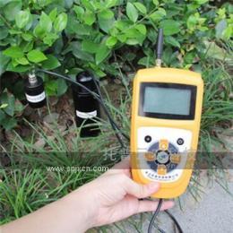 簡述土壤水分測定儀的工作原理