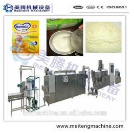 早餐營養粉生產設備 膨化速溶食品生產線