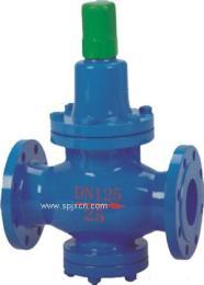 Y42X-16水用主管路减压阀