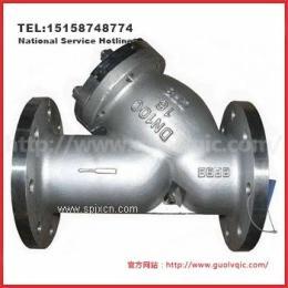 SRY200-16-RF/30S不锈钢Y型过滤器