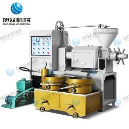 广州榨油机厂家 强力负压滤油榨油机 食用油榨油机 真空滤油一体榨油机 榨油机