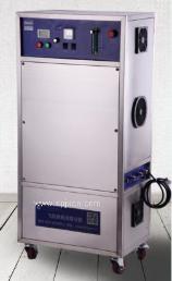 纯净水处理15g臭氧发生器高浓度臭氧一体机 带制氧气机臭氧消毒机厂家