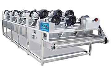 供应昊昌FZ-2200型翻转风干机常温风干高效节能