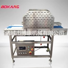 【厂家直销】全自动鸡肉块切片机、鸡里脊肉切片机,产量高,效率块、切片平整