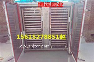 天津包子蒸箱定制 厂家直销 节能电蒸柜 双门蒸饭车