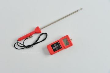 新疆发酵青贮料专用水分测定仪,苜蓿草捆测水仪