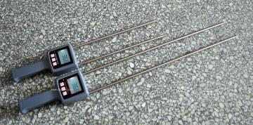 粉碎桔梗水分儀,麥麩豆粕測水儀