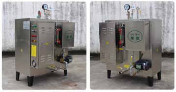 旭恩108KW不锈钢电蒸汽发生器商用蒸汽锅炉