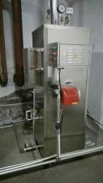 旭恩天然气蒸汽发生器不锈钢小型60KG蒸汽锅炉商用