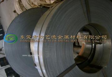 SUP12藍色彈簧鋼帶,彈簧鋼價格咨詢