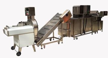 小型洗菜生产线