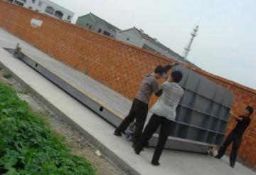 SCS_80噸電子地磅,玉林地磅廠家直銷