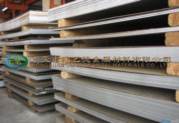 超平整SK5彈簧鋼板材質證明