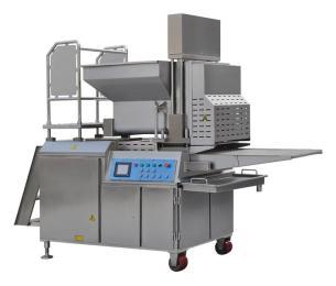 ZSCT200-V全自动肉饼成型机/肉饼成型机/上校鸡块成型机