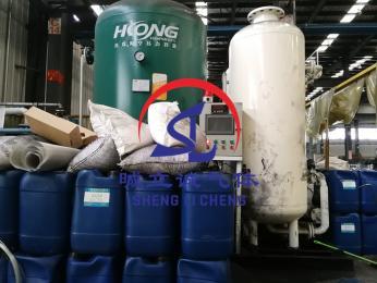食品制氮機維修保養碳分子篩更換