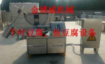 小型千页豆腐生产设备