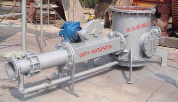 LFB粉体料封泵气力输送系列设备性能稳定口碑好