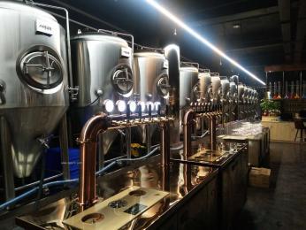 SMLW-200L酒吧小型自酿啤酒设备-自动控温系统-厂家直销