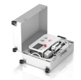 华工激光便携式激光打标机供应