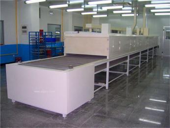 廈門福州供應油漆連續通過式烘干爐