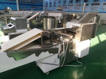 发法饼机生产线石子馍设备