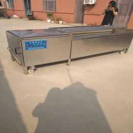 猪蹄清洗机器 天津猪蹄毛辊清洗机 产品图片