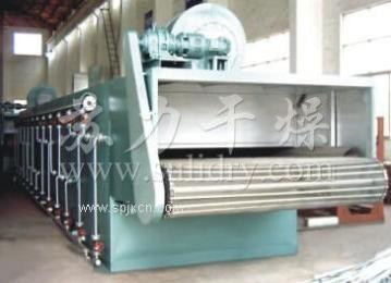 環保的單層帶式干燥機
