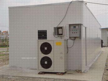 茶叶空气能热泵烘干机