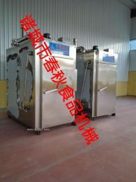 狗粮机械-电加热大型蒸箱三层保温每次环保10分钟
