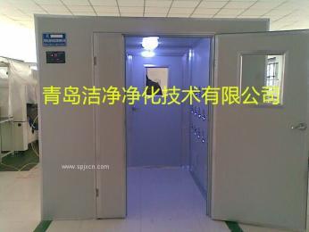 煙臺凈化設備風淋室在各行業的使用