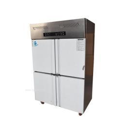商用厨房保鲜冷藏设备山西立式四门冰箱