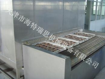 隧道网带速冻机  水饺单冻机