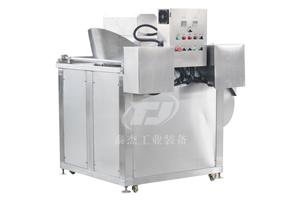 河北廠家直銷泰杰TJ-1000膨化食品油炸機貓耳朵油炸機