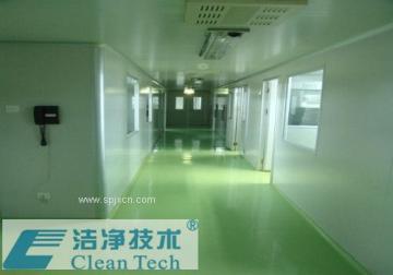 枣庄药厂净化车间安装净化空调的保养