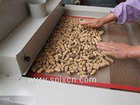 供應豆制品、休閑食品等農產品的微波干燥設備